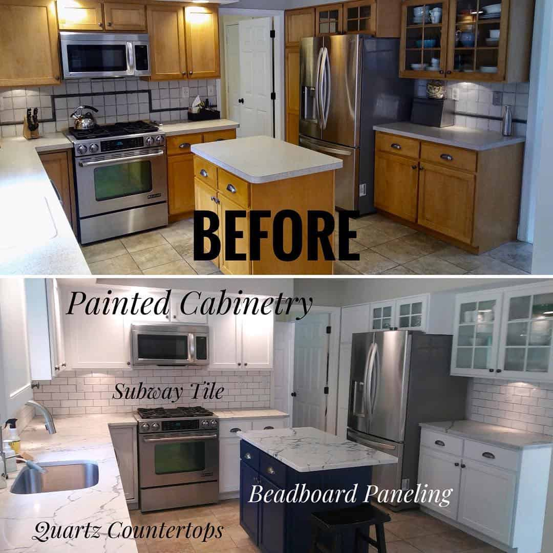 Chester and Delaware County Cabinet Painting Contractor ...